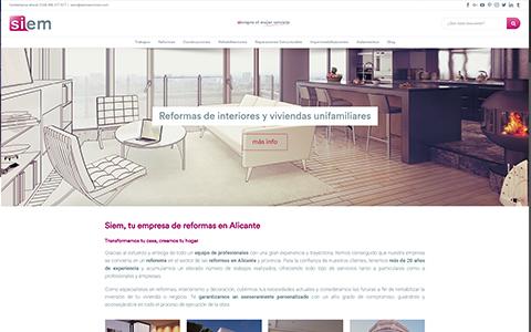 Siem - Empresa de Reformas en Alicante